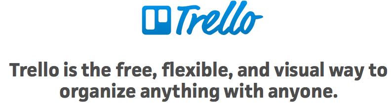 Katerina Gasset uses Trello to organize