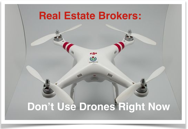 FAA rules on drones for commercial use