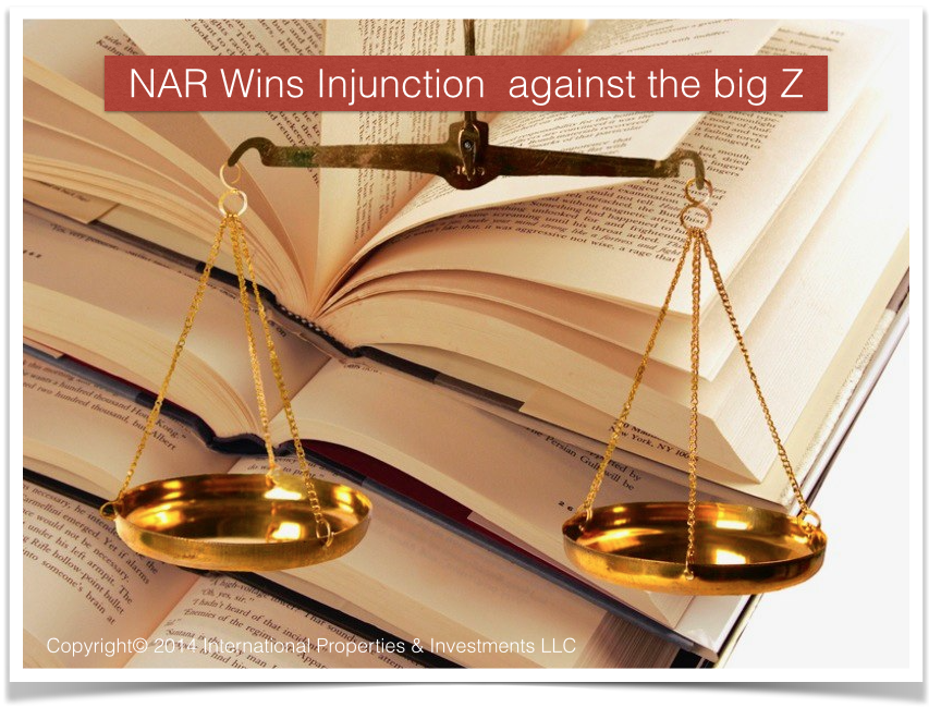 NAR's Lawsuit against the Big z update
