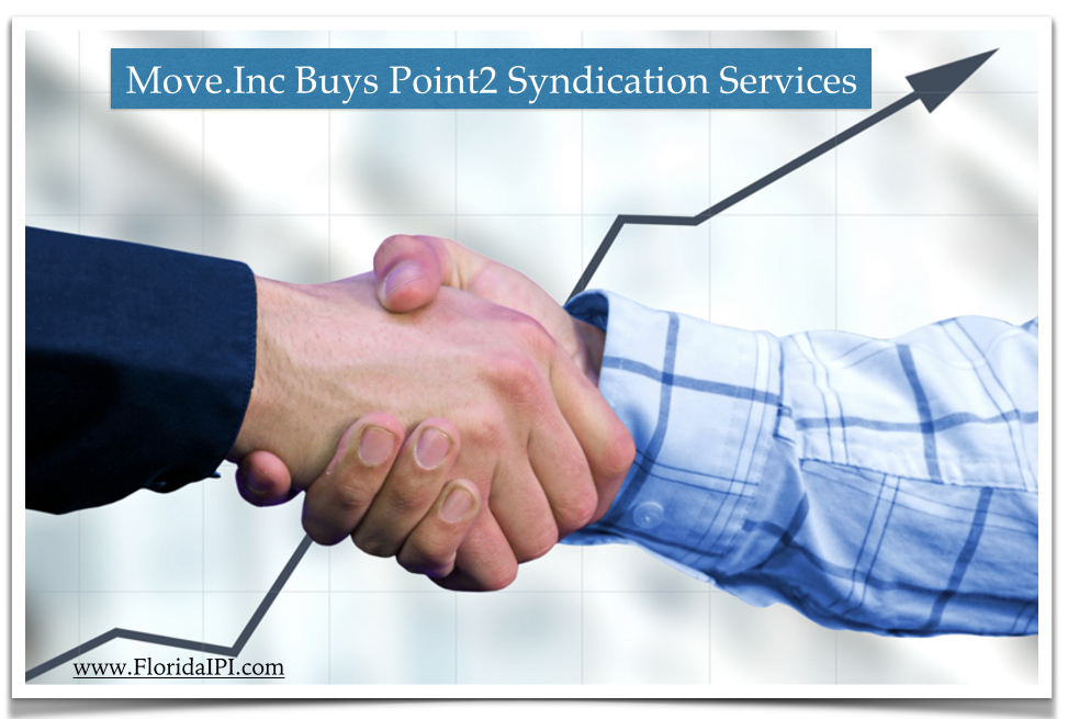 Move.Inc buys Point2 Syndication Services