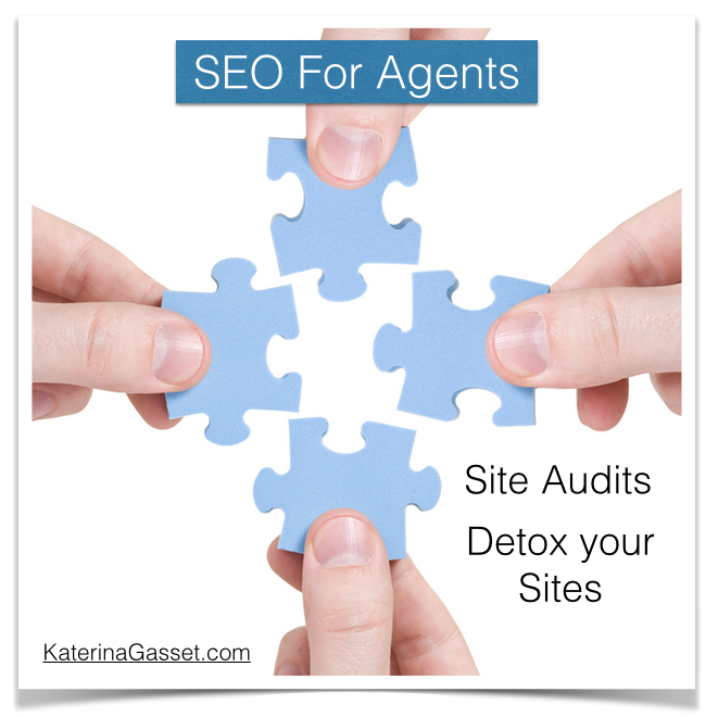 real estate SEO- Website Audits Detox Disavow