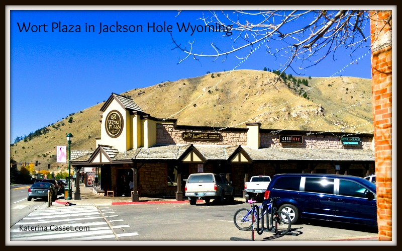 Wort Hotel Jackson Hole Wyoming- Move to Jackson Hole Wyoming