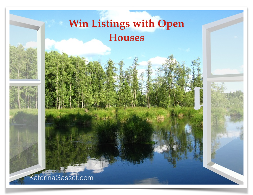 Discover How to Get Listings from Doing Open Houses