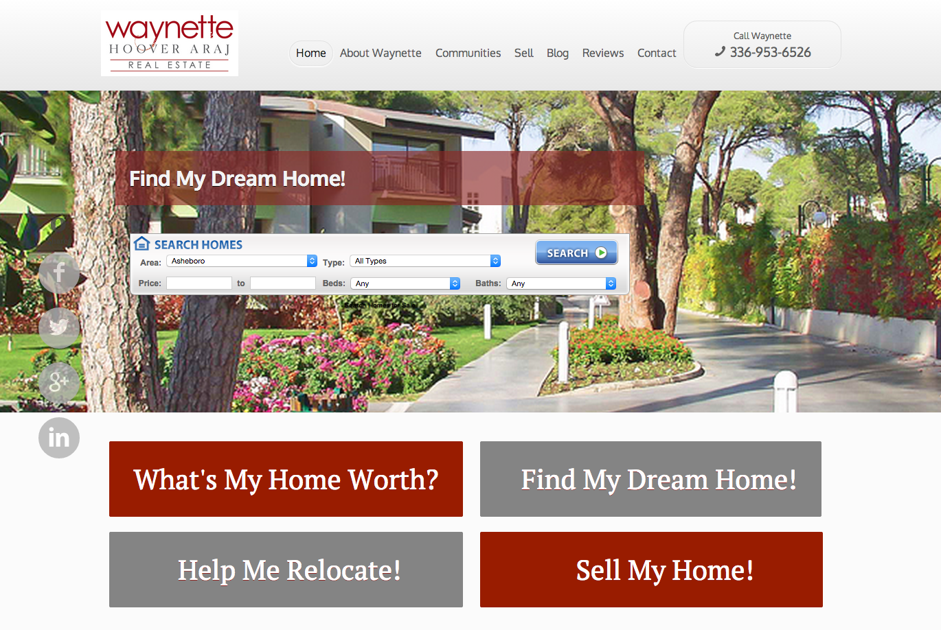 Katerina Gasset Websites for Real Estate Agents SEO for agents