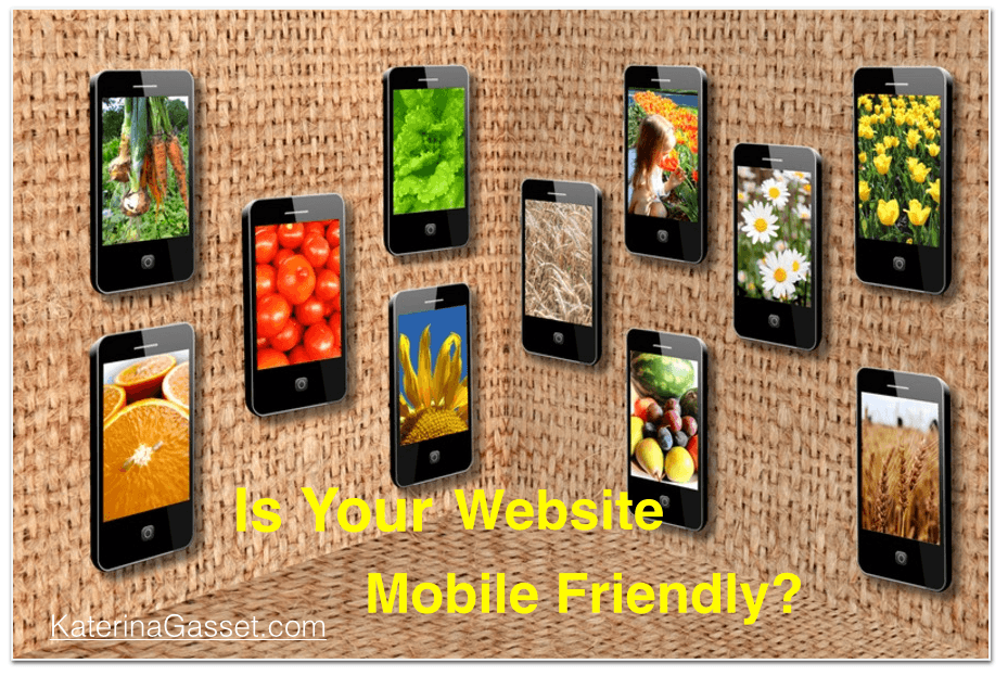 is your site mobile friendly call us today to get your website designed