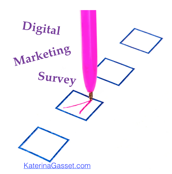 Digital Marketing Survey