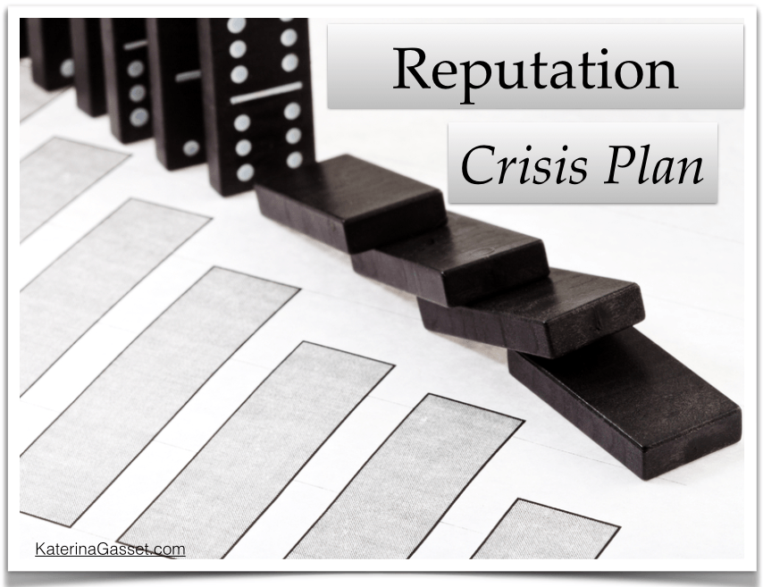 Reputation Crisis Plan for Brands