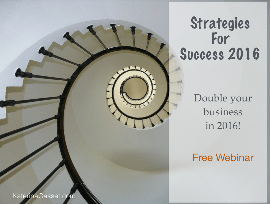 Free webinar strategies for success