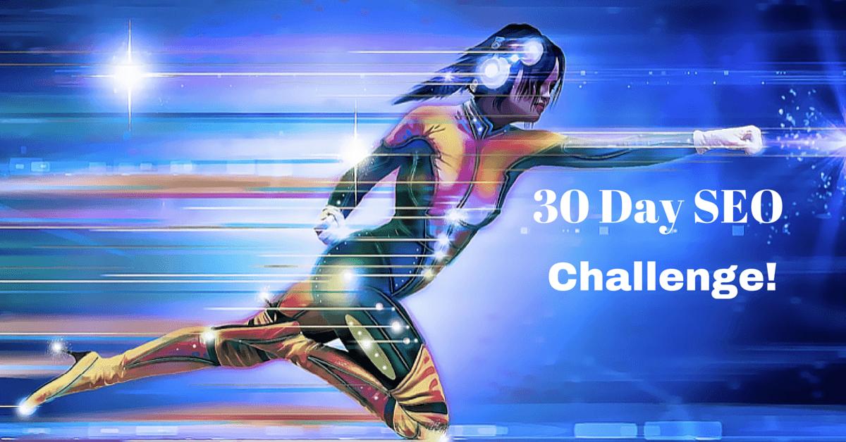 30 Day SEO Challenge